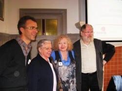 Vredeswakes Langemark 2014-18 Aan De Pers Voorgesteld