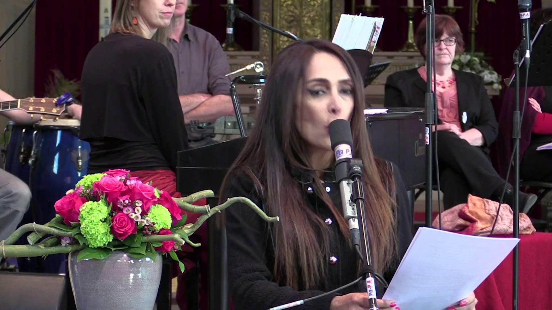 Getuigenis Darya Safai