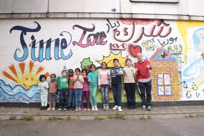 2166e8ab5fd Samen leren samenleven is leren omgaan met diversiteit. -