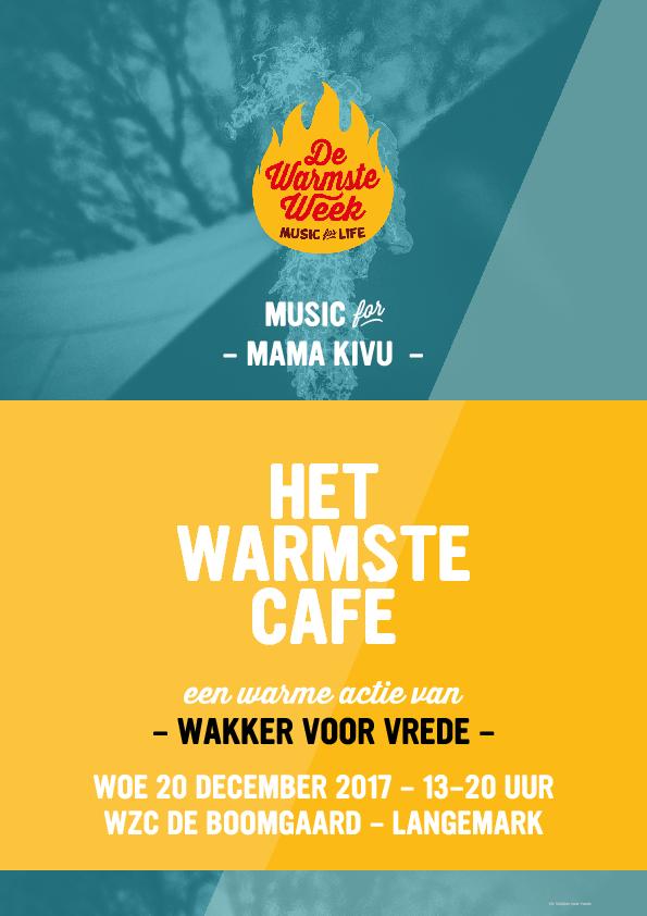 Warmste Café Krijgt Bezoek Van Gouden Schoen